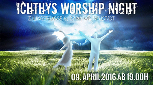 Worship Night 4/2016