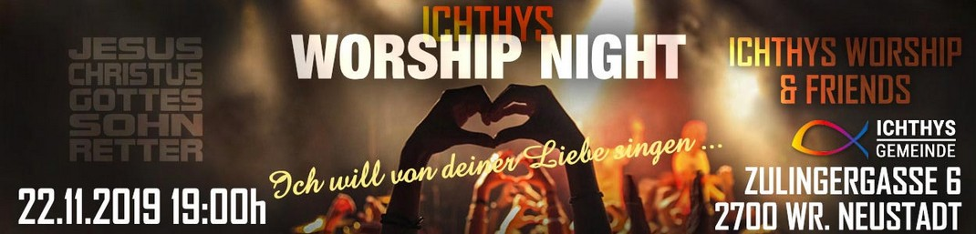 Ichthys Worship Night 11-2019