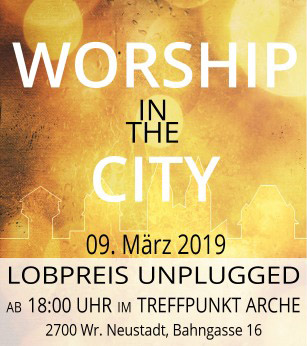 Worship in the City 03/2019
