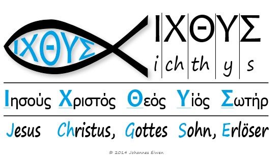 Related keywords suggestions for ichthys for What does the fish symbol mean in christianity