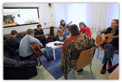 Workshop: Gitarren
